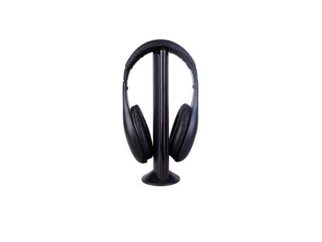 NEW 5-in-1 3.5mm Wireless Earphone Headphone for MP3 PC TV
