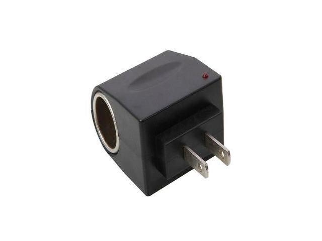 NEW Car Cigarette Lighter Socket Charger Outlet Adapter 100V AC to 12V DC