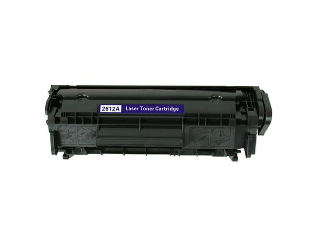 NEXTPAGE® HP Q2612A Compatible Toner Cartridge  2000 Page Yield Black