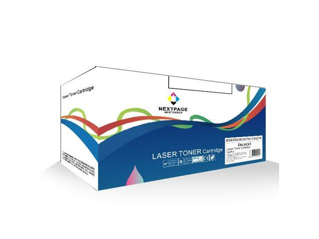 NEXTPAGE® Compatible Toner Cartridge For HP 131X (CF210X) Use With HP LaserJet Pro 200 Color M251n M251nw M276n M276nw