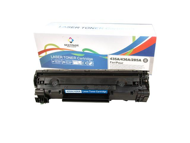 Nextpage® Universal Compatible Toner For HP CB435/CB436/CE285 For Use With HP LaserJet P1002, P1003, P1004, P1005, P1006, P1009 Laser Printer