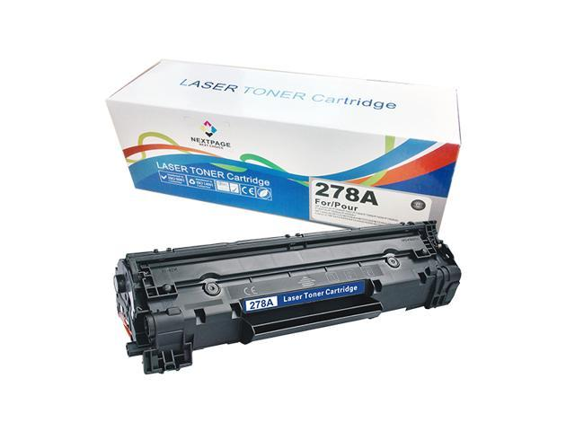 NEXTPAGE® Compatible HP CE278A 78A Toner Cartridge 2100 Page Yield Black