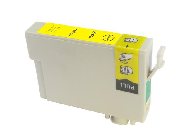 NEXTPAGE® Compatible EPSON T0694 (T069420) Yellow Ink Cartridges