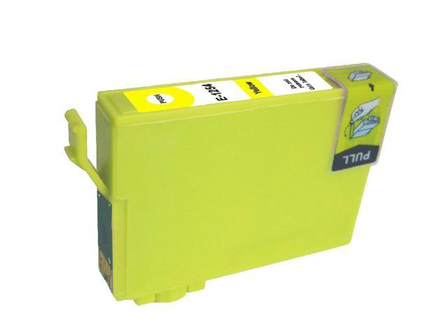 NEXTPAGE® Compatible EPSON T1254 (T125420) Yellow Ink Cartridges
