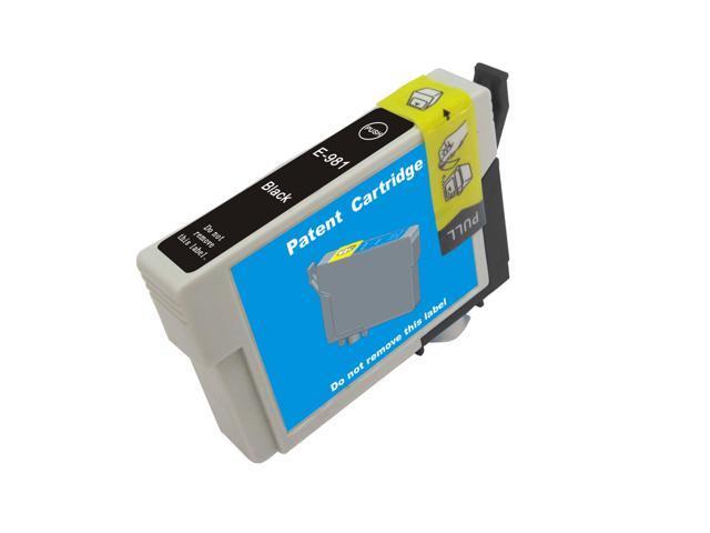 NEXTPAGE® Compatible EPSON T0981 (T098120) Black Ink Cartridges