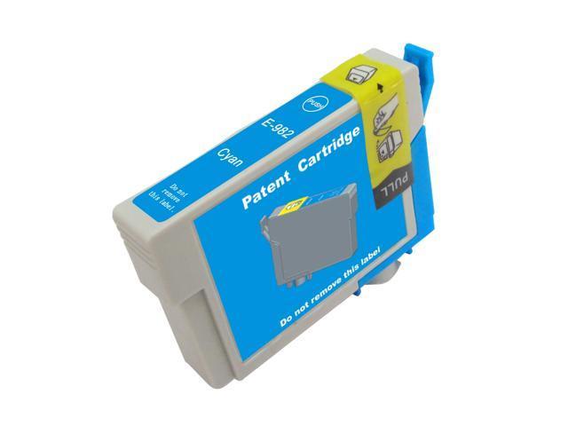 NEXTPAGE® Compatible EPSON T0982 (T098220) Cyan Ink Cartridges