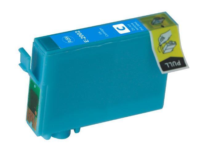 NEXTPAGE® Compatible EPSON T2002 (T200220) Cyan Ink Cartridges