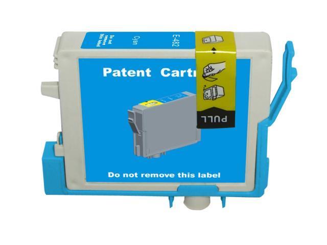 NEXTPAGE® Compatible EPSON T0482 (T048220) Cyan Ink Cartridges