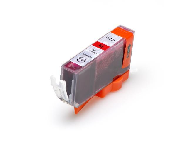 NEXTPAGE® Compatible Canon CLI-221 Meganta Ink Cartridges