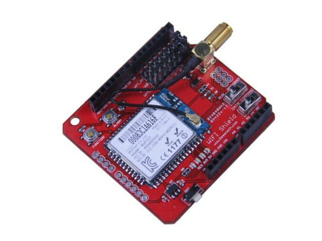 WWH-Wifi-wizfi210 Shield for iduino/arduino