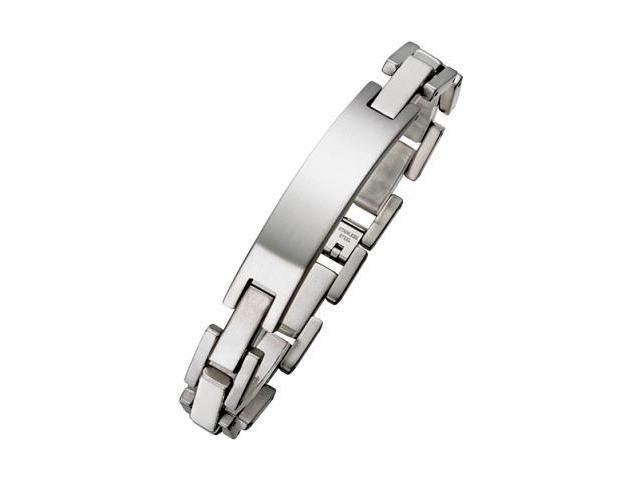 Men's Designer Stainless Steel Bracelet