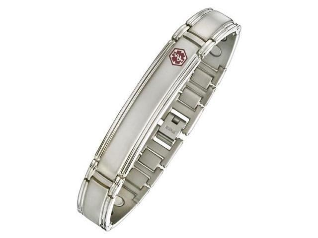 Men's Titanium Magnetic Medical Bracelet
