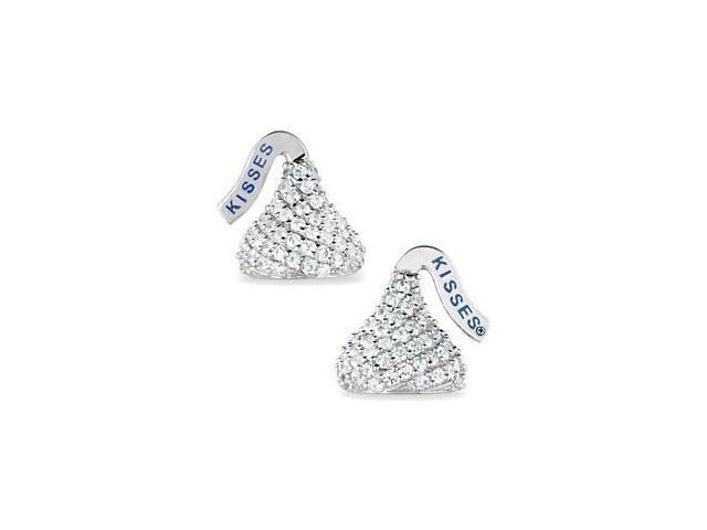 HERSHEY'S KISSES® Cubic Zirconia Stud Earring