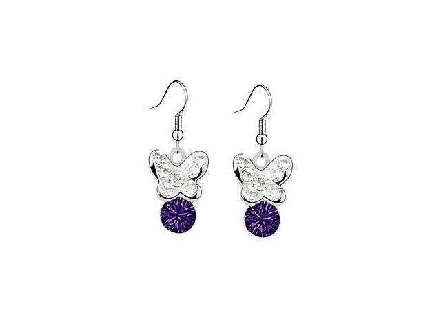 16 Stone SWAROVSKI® Elements Earrings