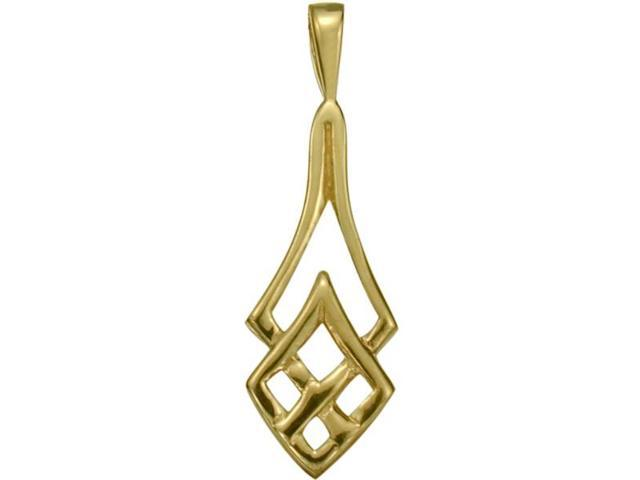 10 Karat Celtic Yellow Gold Pendant