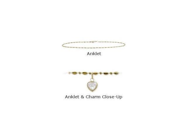 10 K Yellow Gold 10