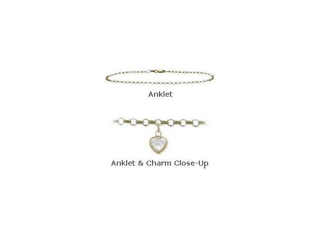 14 K Yellow Gold 10