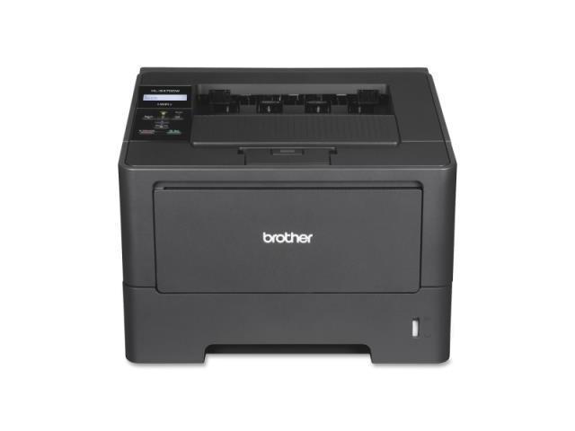 Brother HL-5470DW - 40 PPM Duplex Network Laser Printer, HL5470DW, HL 5470DW