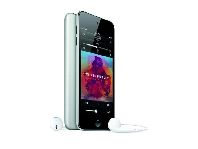 Apple iPod touch 16GB Black/Silver (5th Generation ...