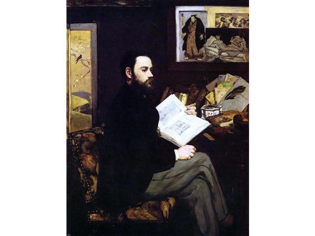 Edouard Manet Portrait...