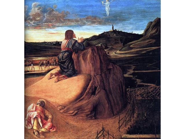 the agony in the garden by giovanni bellini essay A number of longstanding questions have surrounded the early life of the fifteenth-century venetian artist giovanni bellini (d 1516), generally believed to have been.