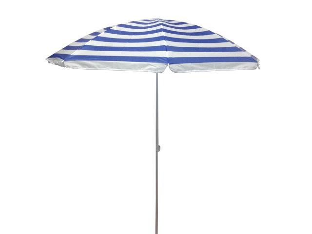 Pier Surplus 6.5' Outdoor Beach Umbrella - Beach Stripe