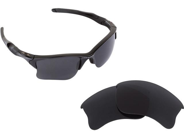 Best SEEK Replacement Lenses for Oakley HALF JACKET 2.0 Grey