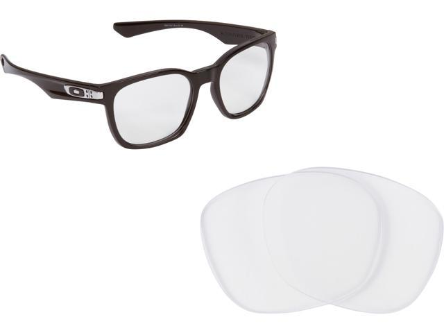 Best SEEK Replacement Lenses for Oakley Sunglasses GARAGE ROCK Crystal Clear