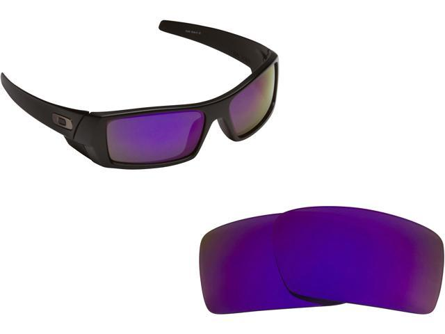 Best SEEK Replacement Lenses for Oakley Sunglasses GASCAN Purple Mirror