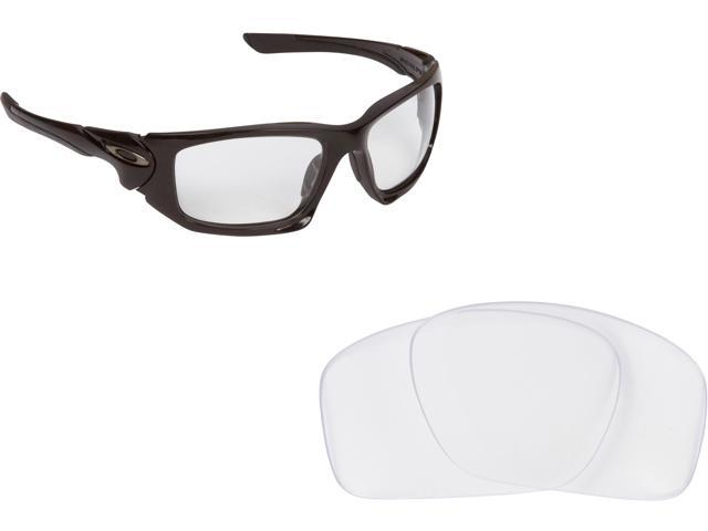 Best SEEK Replacement Lenses for Oakley SCALPEL Crystal Clear 100% UV