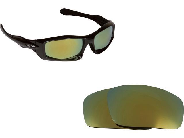 Best SEEK Replacement Lenses for Oakley Sunglasses MONSTER PUP Green Mirror