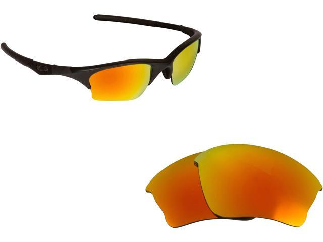 Best SEEK Polarized Replacement Lenses for Oakley HALF JACKET XLJ Yellow Mirror