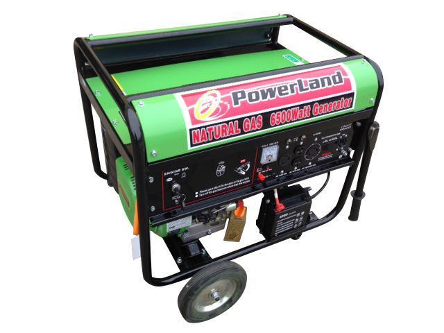 Powerland Natural Gas Generator