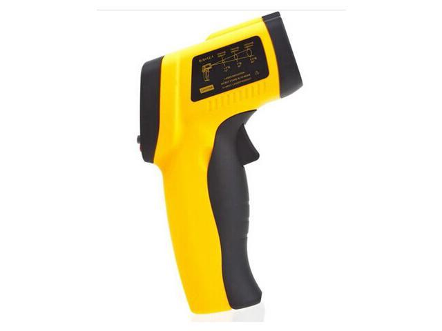 Tekit Non-Contact Laser Body Surface Forehead Infrared Digital IR Thermometer GM300 -50~380 Degrees