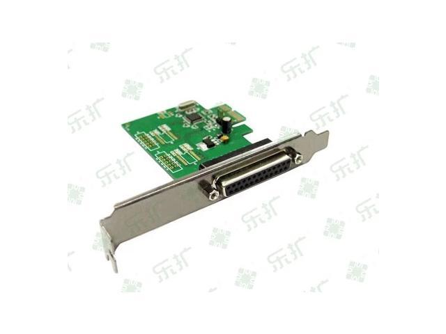 Tekit PCIE parallel card Industrial native parallel LPT pci-e card printing to Parallel DB25 Interface