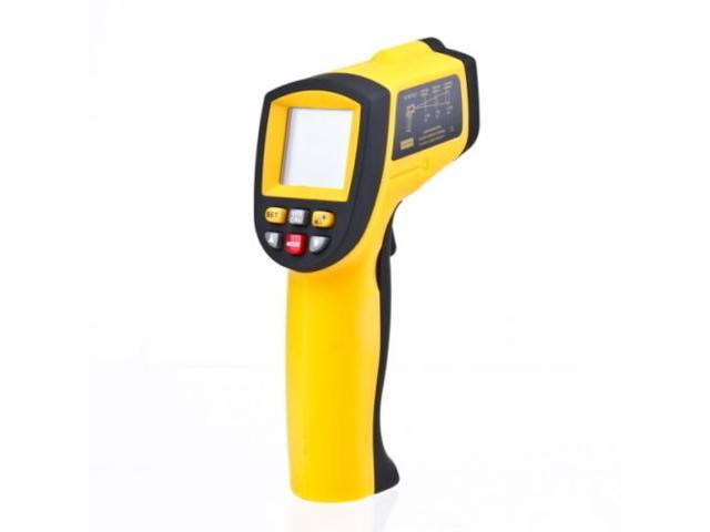 GM900 Non-Contact Precise Digital IR Laser Infrared Pointer Thermometer -50 to 900 Degree