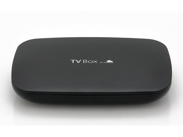 TeKit 2015 Best Selling Android 4.2 Smart TV Box/Media player  - Dual Core CPU, Slim Design, Bluetooth, Miracast, 1080p Playback