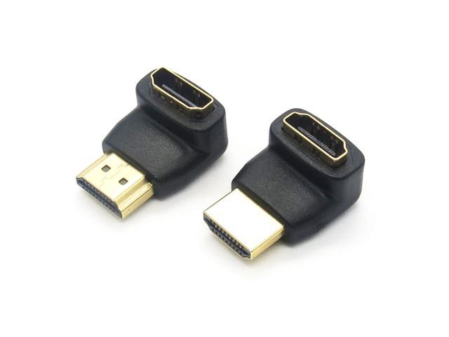 LinkS Combo, 270 Degree and 90 Degree HDMI Male to Female Adapter—Ship From US