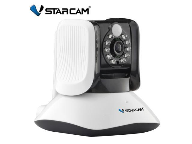 Vstarcam New Night Vision 720P Smartphone Remote View IP Network Camera Wifi Infrared Detection Lamp Alarm Function Micro SD Card Slot Pan/Tilt ...