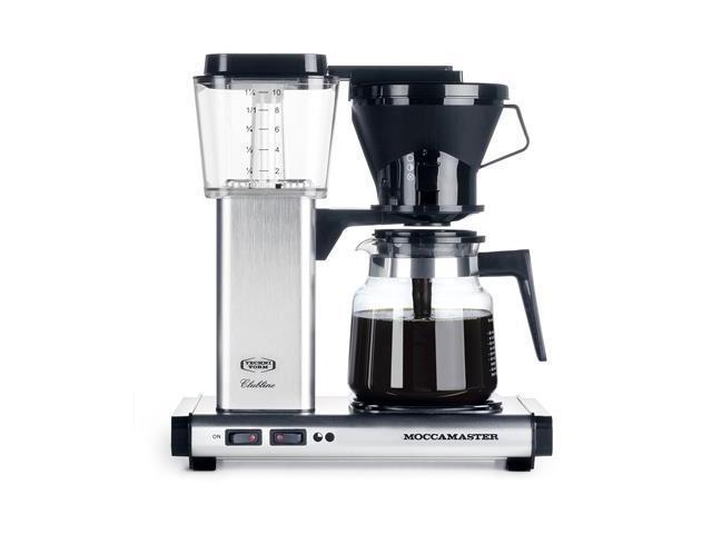Technivorm Moccamaster Kb 741 Coffee Brewer Brushed