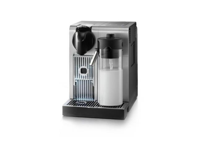 delonghi lattissima pro nespresso capsule machine en750mb. Black Bedroom Furniture Sets. Home Design Ideas