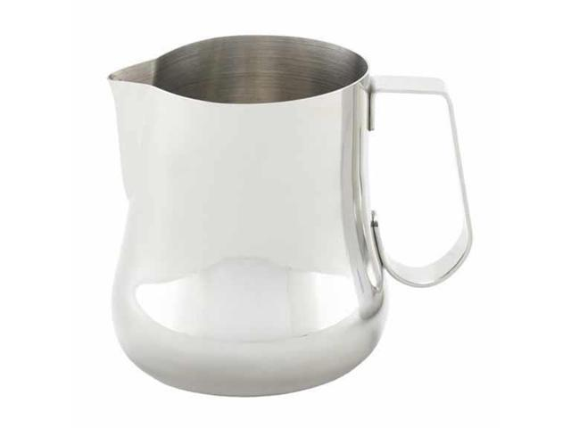 Rattleware 16 oz Spouted Bell Milk Frothing Pitcher