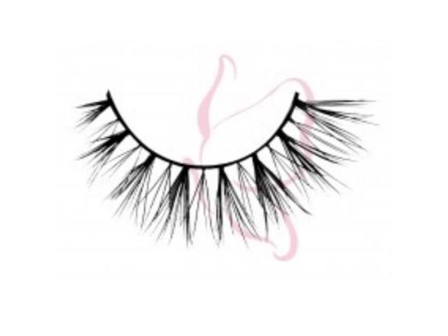 FLUTTER Real Mink Fur Lashes - Abbie-Newegg.com