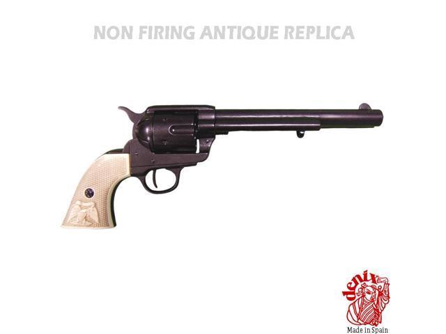 Replica .45 caliber revolver made by s. Colt, usa 1873