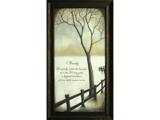 Family-laminate painting