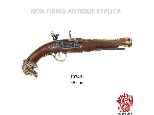 Replica pirate pistol