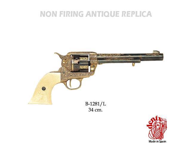 Colt cavalry revolver