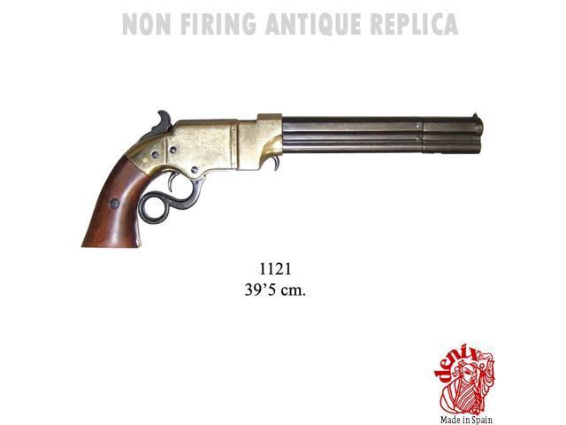 Volcanic pistol usa 1855