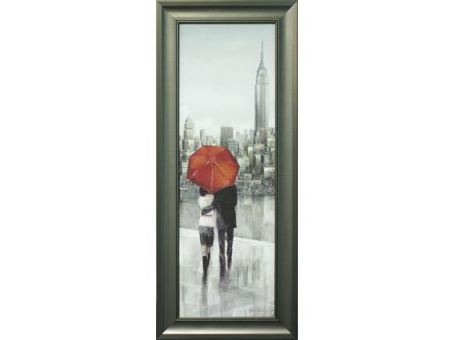 New york stroll painting