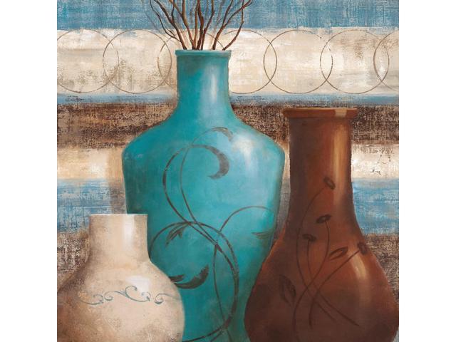 Grecian trio painting